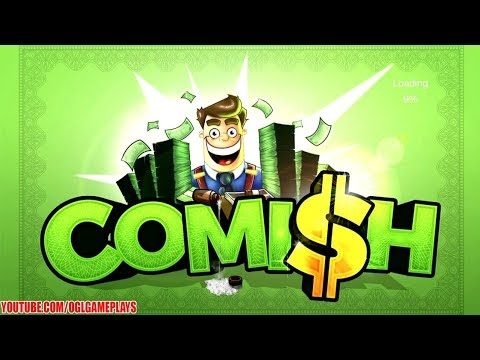 Comish Clicker - Idle Tycoon Android iOS Gameplay (By Opposite Lock)