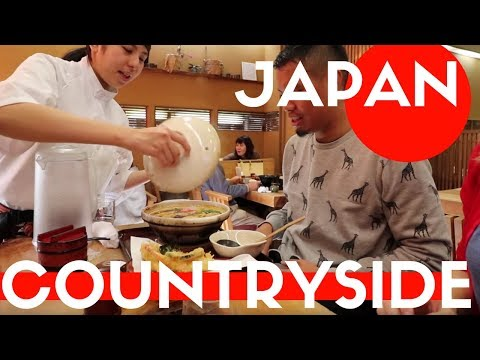 What it's like in the Japan Countryside | Toyota Aichi
