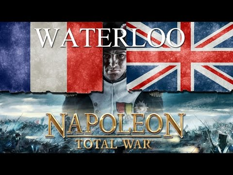 Waterloo - France vs Britain - First Napoleon Total War Multiplayer Battle