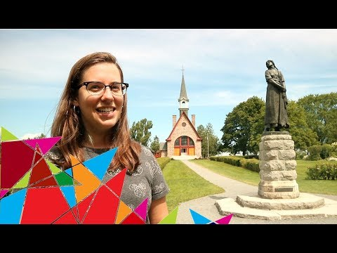 A taste of the gorgeous Grand Pr - National Historic Sites in Nova Scotia #7