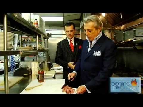 Wine, Sauce and Style with Gianni Russo at Nino's