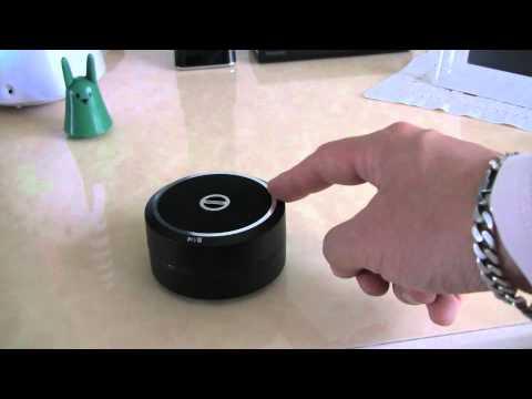 Demo De Lenceinte Bluetooth Ebode Bts30