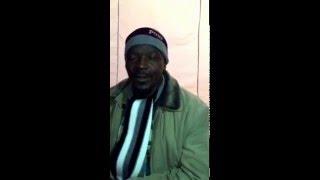 African Brother Reciting Nazam in Punjabi Part 2