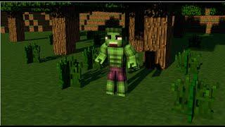 Minecraft PE 0.13.1 | SURVIVAL GAMES TEMÁTICO [HULK] #PG2K