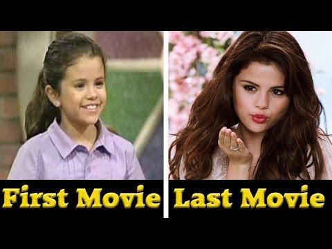 Selena Gomez  - All Movies (2003- 2016)