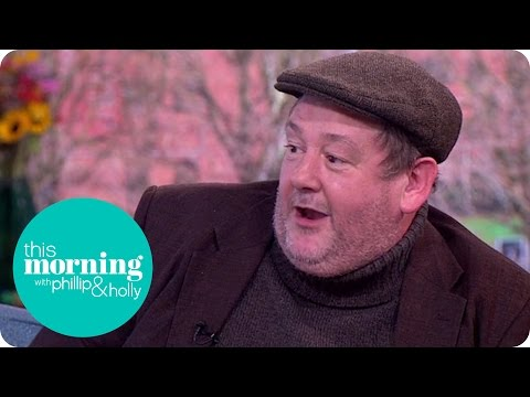 Johnny Vegas On Acting Drunk In The New Series Of Benidorm   This Morning