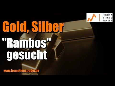 Gold, Silber: