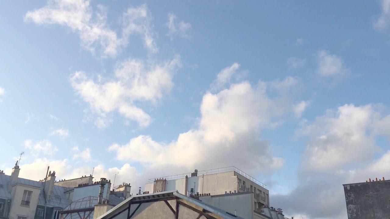 Les nuages repassent le ciel