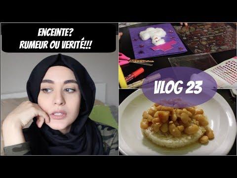 Vlog #23 (Enceinte ? Comment j'occupe ma fille, On en es ou avec les travaux ... )