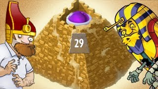 Plants vs. Zombies 2 - Pyramid of Doom: Master it!