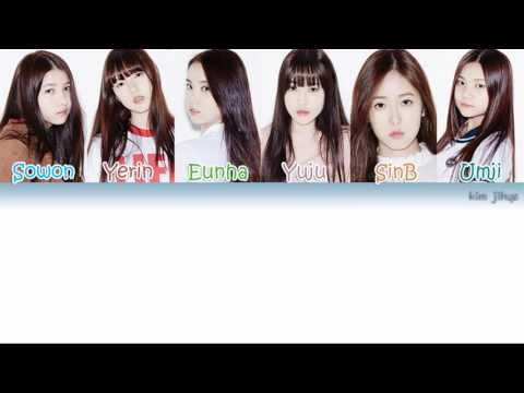 GFriend (여자친구) - Wave (파도) Lyrics (Han|Rom|Eng|Color Coded)