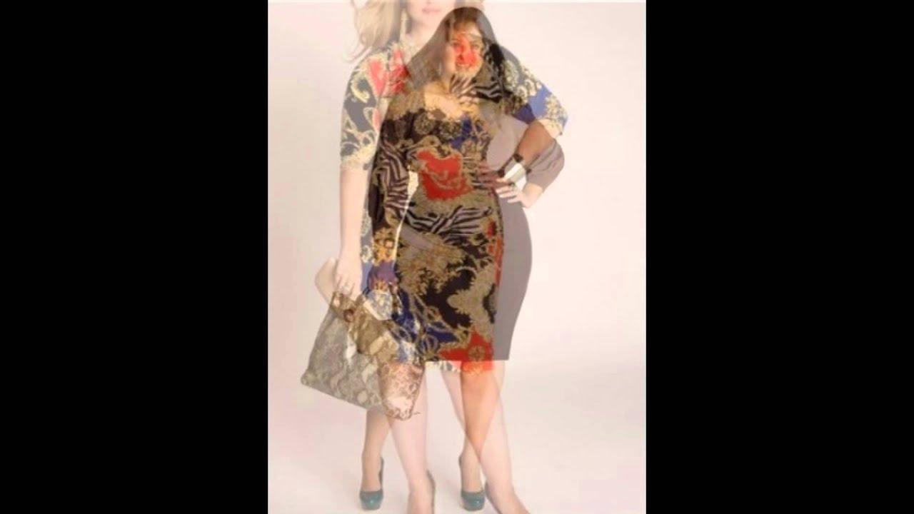 93c2e3d51adbf اطلالة تجنن للسمينات باحلى ملابس خروج - YouTube