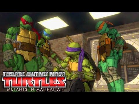 TMNT: Mutants In Manhattan #1 Bebop  & Rocksteady