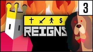 REIGNS Gameplay   THE DEVIL   REIGNS Walkthrough [Part 3]