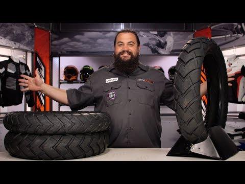 Avon AV84 & AV85 Trekrider Tires Review at RevZilla