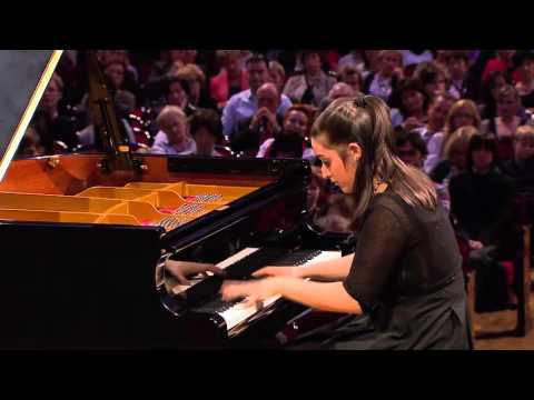 Leonora Armellini – Polonaise in A flat major, Op. 53 (second stage, 2010)