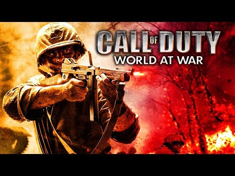 YAW Plays: Call of Duty - World at War