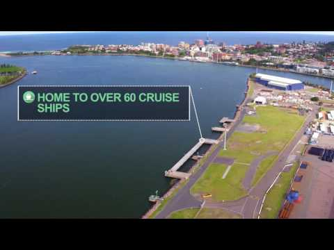 Port of Newcastle Announcement Video