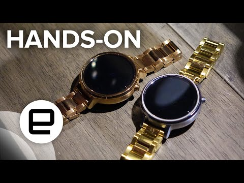 The New Moto 360 Hands-On