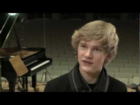 Polish interview: Jan Lisiecki speaks about his debut album on Deutsche Grammophon