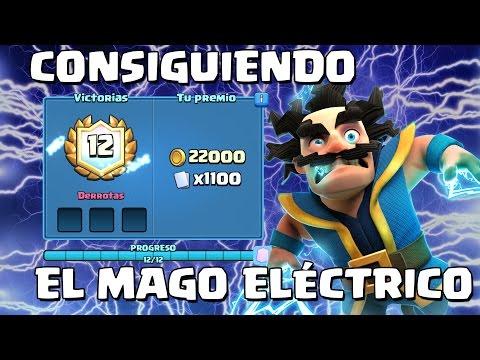 MI PRIMER DESAFÍO DE MAGO ELÉCTRICO EN DIRECTO | Evento Especial | Clash Royale con TheAlvaro845