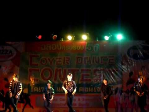 Reflex Cover SHINee - Hello & Lucifer @ Nevada 101 101218