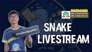 [LIVE] RM5S Snake | 6h onl Tamago nha ae |