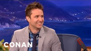 Chris Hardwick Is NOT Jealous Of Tom Cruise For Playing Stacee Jaxx - CONAN on TBS