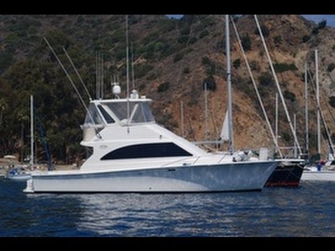 [SOLD] Used 1997 Ocean 40 Super Sport in Los Angeles, California