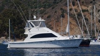 [SOLD] Used 1997 Ocean Yachts 40 Super Sport in Los Angeles, California
