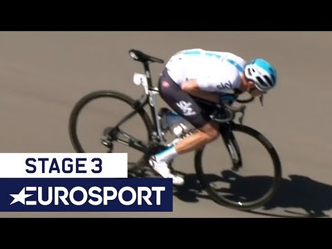Tour of the Alps 2018 | Stage 3 Highlights | Cycling | Eurosport