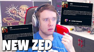 NEW ZED NEW ZED NEW ZED NEW ZED NEW ZED - Journey To Challenger | LoL