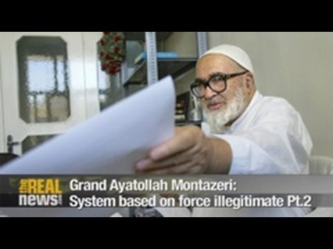 Grand Ayatollah:System based on force illegitimate