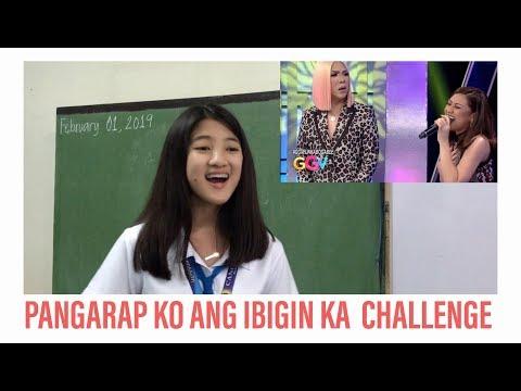 PANGARAP KO ANG IBIGIN KA CHALLENGE by Chloe Redondo