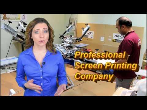 screen printing dubai