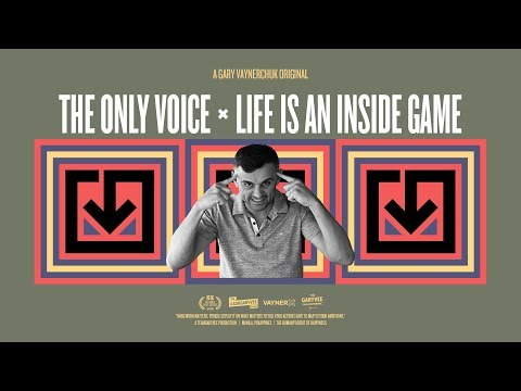 Life Is an Inside Game   A Gary Vaynerchuk Original