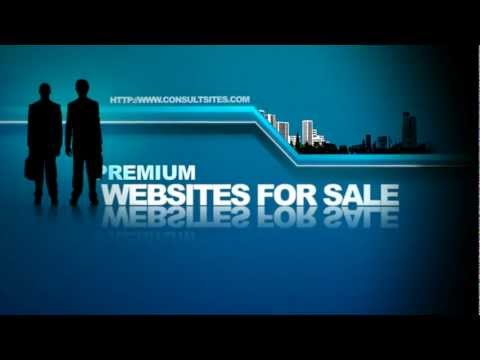 Premium Websites For Sale from ConsultSites