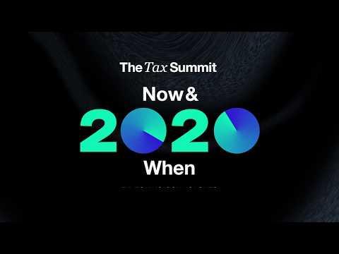 The Tax Summit 2020 (Teaser)  | 11-13 March 2020 | ICC Sydney, Australia
