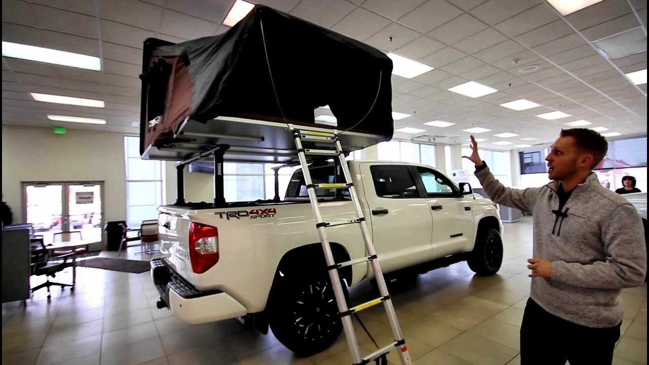 Truck Bed Tent Tundra