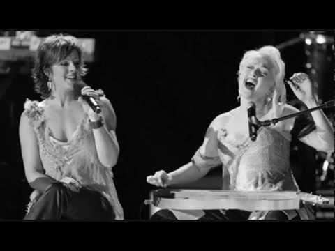 Cyndi Lauper with Sarah McLachlan  Time After Time
