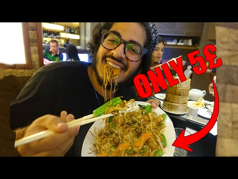 LONDON FOOD GUIDE - EAT FOR SUPER CHEAP!