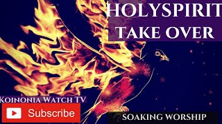 (POWERFUL SOAKING WORSHIP) HOLYGHOST TAKE OVER by Theophilus Sunday