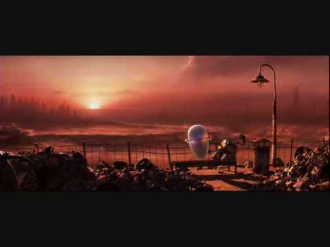 Wall e first date scene widescreen youtube for Wall scenes