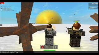 ROBLOX: 7 explosion de nuke!