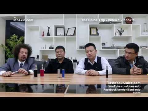 A PBusardo Video - China Video Part 1 - Innokin