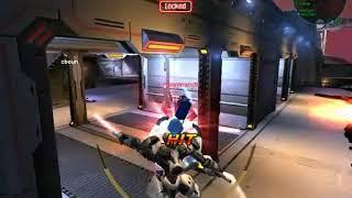 Exteel gameplay
