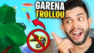 ERRO GRAVE!!! PORQUE A GARENA TIROU A BOTA DE SALTO DO FREE  FIRE PRA SEMPRE!!!