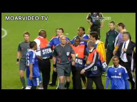 Drogba: It's A F*cking Disgrace!