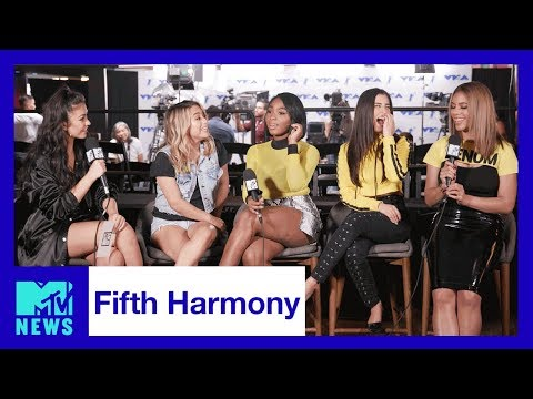 Fifth Harmony on Their VMA Performance, Working w/ Gucci Mane & More | MTV News