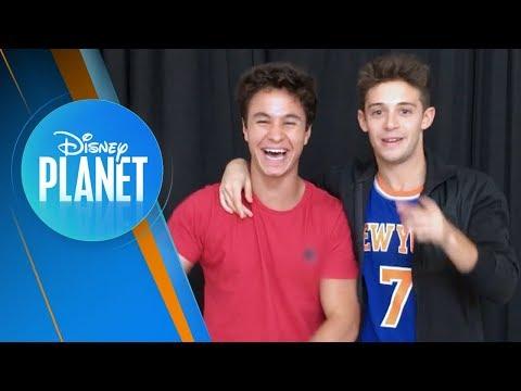 ¿Bruno Celoso de Michael y Ruggero?   Disney Planet News #6